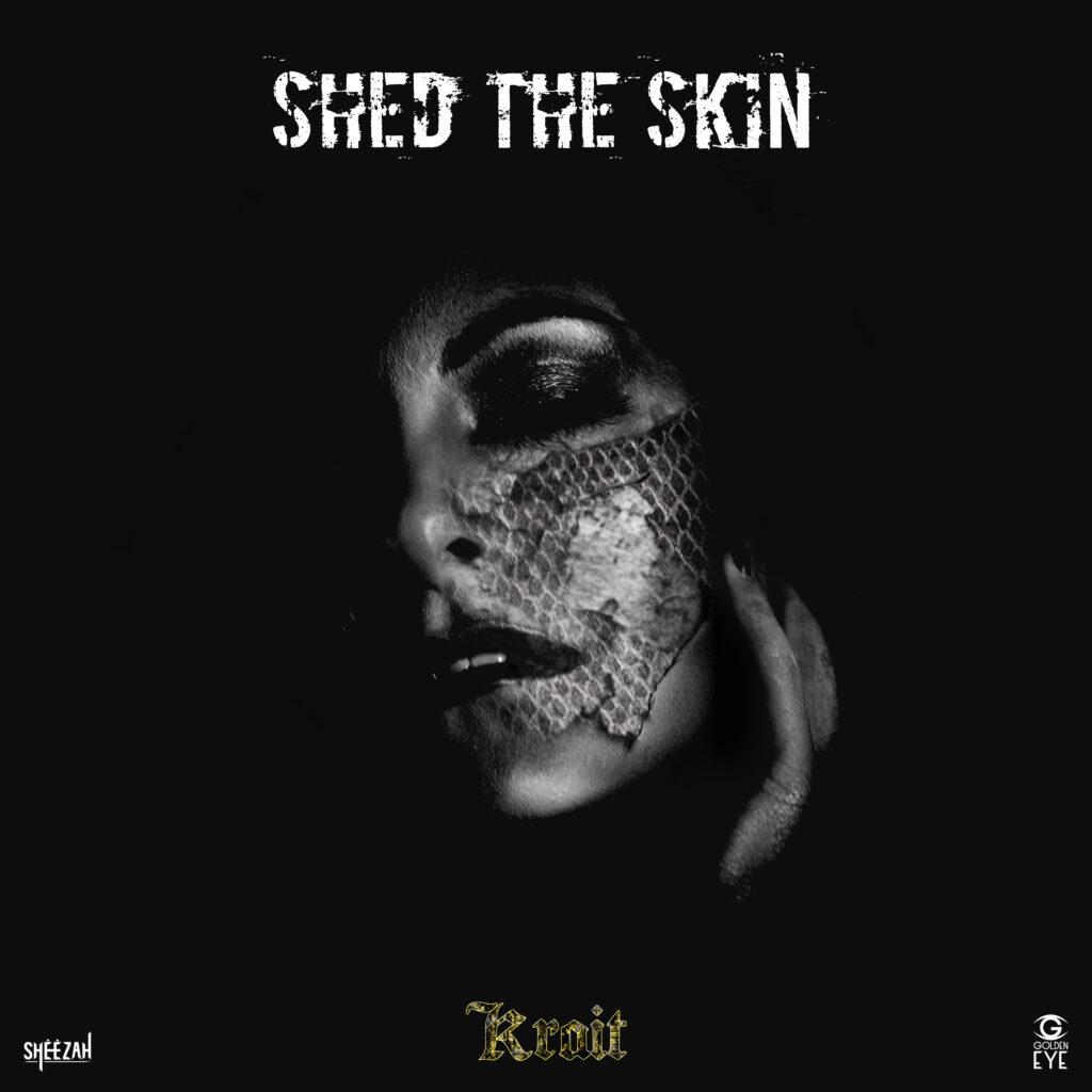 Krait_shed the skin